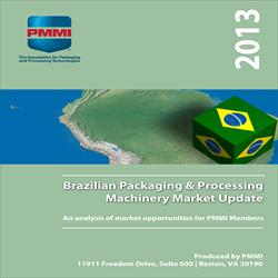 Brazilian Packaging & Processing Machinery Market Update 2013
