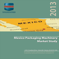 Mexico Packaging Machinery Market Study 2013