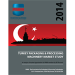 Turkey Packaging and Processing Machinery Market Study 2014