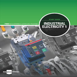 PMMI Mechatronics:  Industrial Electricity 1 Study Guide