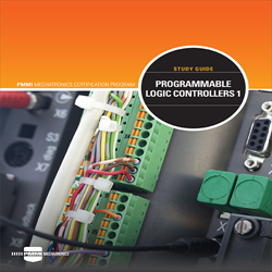 PMMI Mechatronics: Programmable Logic Controllers 1 Study Guide