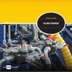 PMMI Mechatronics: Fluid Power 1 Study Guide