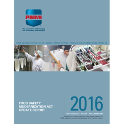 2016 Food Safety and Modernization Act Update Report