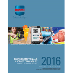 Brand Protection and Product Traceability 2016