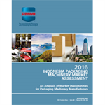 Indonesia Packaging Machinery Market Assessment 2016