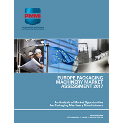 Europe Packaging Machinery Market Assessment 2017