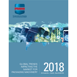 Global Trends Impacting The Market for Packaging Machinery 2018