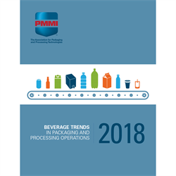 2018 Beverage Trends in Packaging and Processing
