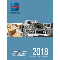 Detectable Materials QS 2018