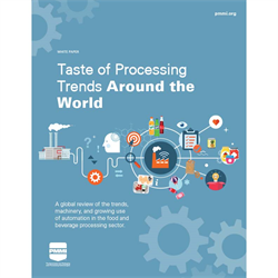 Taste of Processing Trends Around the World 2018