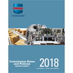 Commission Rates and Policies QS 2018