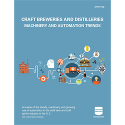 2019 Craft Breweries and Distilleries Machinery and Automation Trends