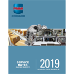 Service Rates Results QS 2019