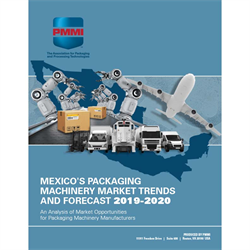 Mexico's Packaging Machinery Market Trends and Forecast 2019-2020