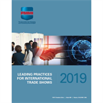 2019 Leading Practices for International Trade Shows