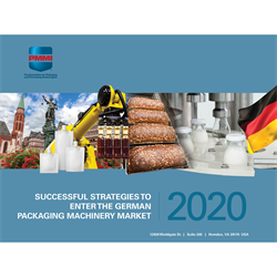2020 Successful Strategies to Enter the German Packaging Machinery Market