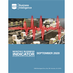 September 2020 Monthly Business Indicator