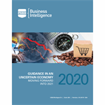 Guidance in an Uncertain Economy - Moving Forward into 2021