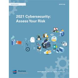 2021 Cybersecurity: Assess Your Risk