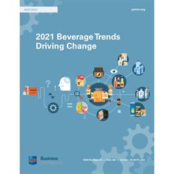 2021 Beverage Trends Driving Change